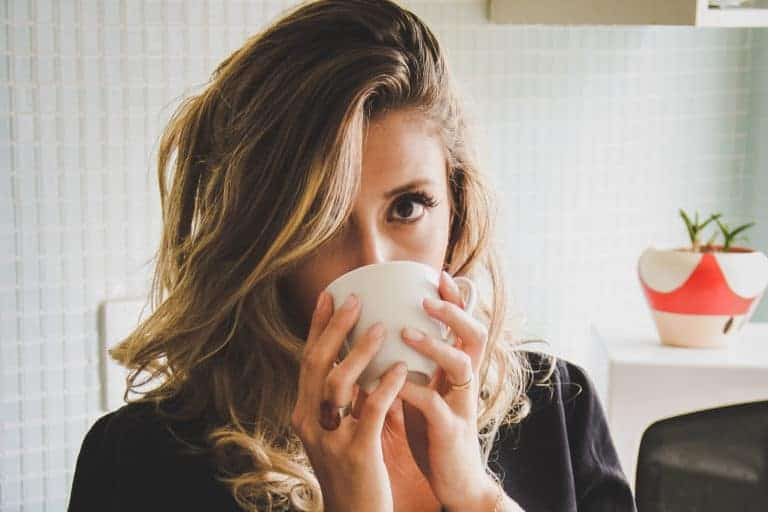 Can coffee cause acne