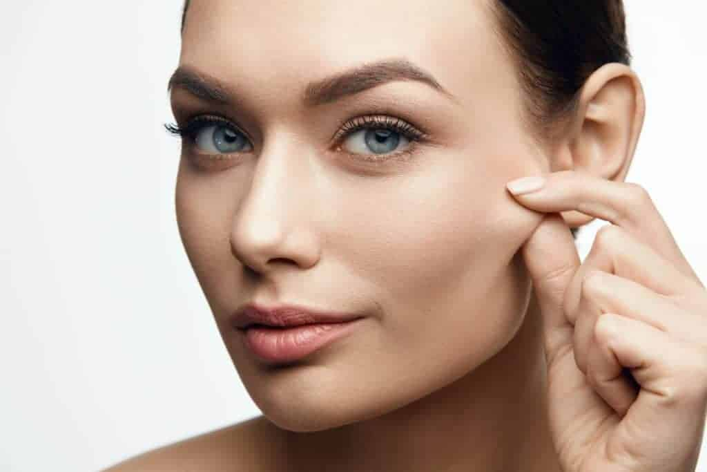 How to rebuild collagen in the face