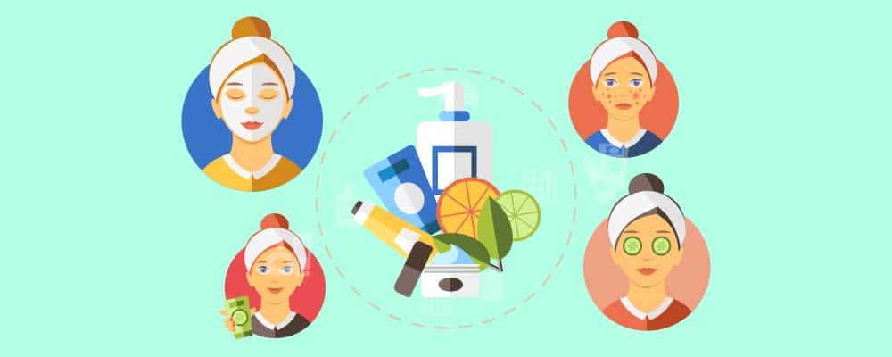3. Skin Care & Makeup Tips for Acne-Prone Skin