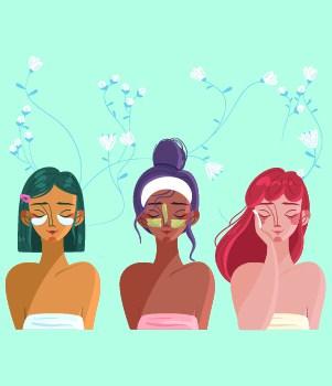 9. Skin care Techniques for acne-prone skin